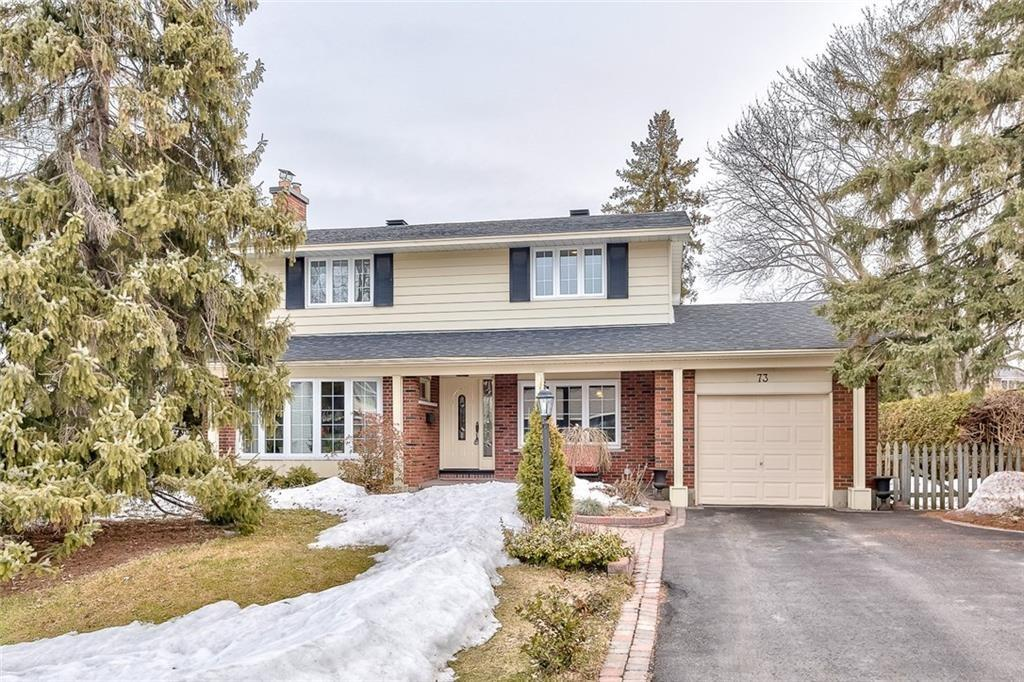 Real Estate Listing   73 AERO DRIVE Ottawa
